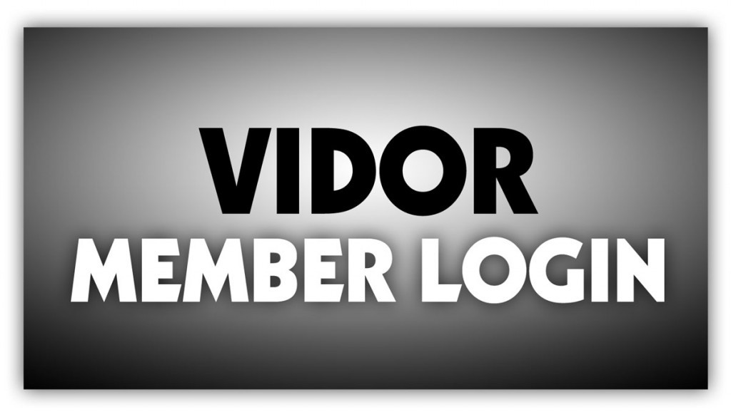 vidor-kicksite-login